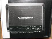 Rockford Fosgate R400-4D 400 Watt Full-Range Class-D 4-Channel Amplifier
