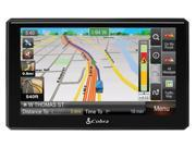 "COBRA 8200 PRO HD 7"" Professional Navigation with Live Traffic and Lifetime Map"