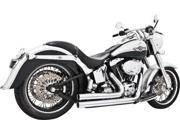 Freedom Hd00033 Independence Shorty Chr Softail