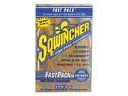 Sqwincher Fast Pack .6 Ounce Liquid Concentrate Packet Cool Citrus Electrolyte Drink - Yields 6 Ounces (50 Single Serving Packets Per Box) 9SIA4TR2KK0563