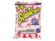 Sqwincher 47.66 Ounce Instant Powder Concentrate Packet Cool Citrus Electrolyte Drink - Yields 5 Gallons (16 Packets Per Case) 9SIA4TR2KK1580