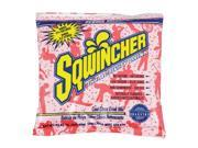 Sqwincher 23.83 Ounce Instant Powder Concentrate Packet Cool Citrus Electrolyte Drink - Yields 2.5 Gallons (32 Packets Per Case) 9SIA4TR2KK0207