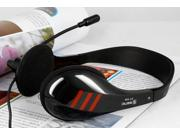 2014 New Style Headband  Headset Wired  headphone For PCs and notebooks