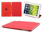 Apple iPad Mini Magnetic Smart Front Cover Back Slim Design Hard Case NEW red