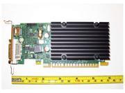 Low Profile 512MB PCI-E x16 HDMI+DVI Single Slot Half Height Video Graphics Card