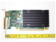 512MB Single Slot Half Height Low Profile PCI-E x16 HDMI+DVI Video Graphics Card