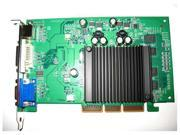 NVIDIA GeForce 512MB AGP 4X 8X Single Slot Video Graphics VGA Card shipping from US