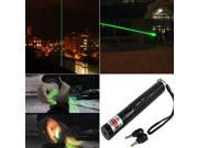 5mw Military Green Laser Pointer Pen Adjustable Focus 532nm Lazer Visible Beam