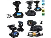 HD 1080P G-SENSOR CAR DVR VEHICLE CAMERA VIDEO RECORDER DASH