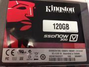 "Kingston SSDNow V300 Series 2.5"" 120GB SATA III Internal Solid State Drive"