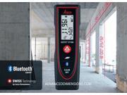LEICA DISTO E7100I Laser Distance Meter, 200 ft., LDC