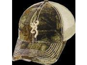 Browning Bozeman Mesh Back Hat Mossy Oak Infinity