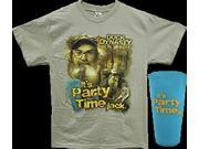 Plastic Cup 32oz w/Duck Dynasty S/S Shirt Medium 9SIA4VP1K48295