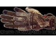 Bow Ranger Womens Touch Tip Glove Realtree Xtra Camo Small thumbnail