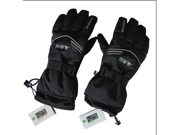 Professional outdoor motorcycle gloves rechargeable electric gloves ski gloves Black Size XL 9SIA4W22A74604