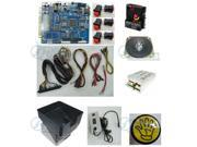 1 set western cow boy complete kit to Build Up Arcade Machine Casino/Slot Game machine/Coin operator cabinet by your self