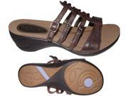 Hush Puppies Valeska Dark Brown