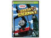 Thomas & Friends Wooden Railway - Creaky Cranky DVD