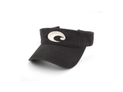 Costa Cotton Visor. Embroidered Costa logo. Adjustable visor with Velcro closure. Available in a variety of colors. Pink Camo offered in Realtree.