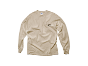 Realtree® Max-4™ Camo T-Shirt. 100% pre-shrunk cotton. Sizes Small through XX-Large. Long sleeve. Men's cut.