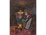 Paul Klee The Travelling Circus - 18