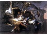 Pieter Boel Still-Life with Owl - 16