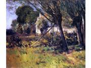 Theodore Robinson Willows (also known as Enn Picardie) - 16