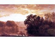James David Smillie Fall River Landscape - 16