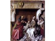 Barthelemy D'Eyck Holy Family - 16