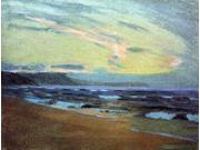 Arthur Wesley Dow Sunset at Gay Head, Martha's Vinyard - 18