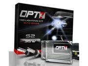 OPT7® Blitz S2 35w HID Kit - H1 (8000K Ice Blue) - Xenon Conversion