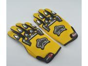 Cycling Racing Motorcycle Bicycle Bike Full Finger Riding Gloves 9SIA4Z51R19565