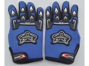 Cycling Racing Motorcycle Bicycle Bike Full Finger Riding Gloves Size L 9SIA4Z51R19590