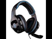 SADES SA-810 Headphones Gaming Headset With Microphone Game Headphone Studio Stereo Bass Noise Canceling dj