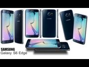 Samsung S6 Edge 32GB SM-G925A Android OS, v5.0.2 GSM Unlocked Smartphone Black Sapphire - DISPLAY UNITS