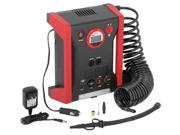 Bell 22-1-37000-8 7000 Tire Inflator, 10 Ft. Power Cord