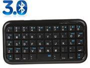 TeKit Ultra Slim mini Wireless Bluetooth 3.0 Keyboard Keypad for iPhone 4/ 5 / TV BOX / PS 3 / iPad