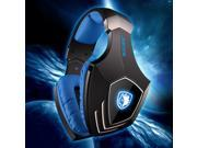 SADES A60 Gaming Headset Headphone with Vibration Function and 7.1 Surround Sound Professional Gaming Headphone Earphone 9SIA50M2DJ3018