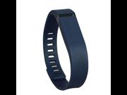 2PCS  Replacement Wrist Band &Clasp for Fitbit Flex Bracelet (NoTracker) Color Rock Blue Size L