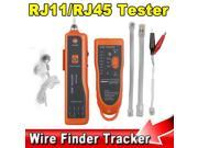TeKit RJ11 RJ45 Cat5 Cat6 Telephone Wire Tracker Ethernet LAN Network Cable Tester