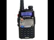 Baofeng UV5RA Ham Two Way Radio 136-174/400-480 MHz Dual-Band Transceiver Walkie Talkie interphone(Black)