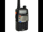 DHL Shipping Baofeng UV5RA Ham Two Way Radio 136-174/400-480 MHz Dual-Band Transceiver(Black)