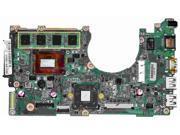 60-NFQMB1B01-A02 Asus X202E Intel Laptop Motherboard w/ i3-3217U 1.8Ghz CPU