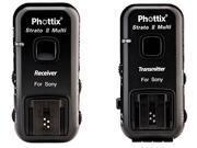 Phottix Strato II Wireless Flash Trigger Multi 5-In-1 Sony Transmitter 2.4GHz 9SIA51G6HH4157