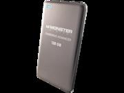 Monster Digital Overdrive 3.0 External SSD (SSDOM-0128-T)