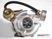 GODSPEED PROJECT TURBO CHARGER T3 W/ ACTUATOR .48AR 8PSI 350+HP