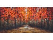 Image of Autumn dream painting