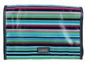 Hadaki Coated Toiletry Pod Roll-Up - Dixie Stripes