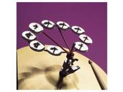 Latin Percussion LP191 Cyclops Jingle Ring, Steel Jingles