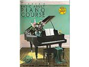 Alfred s Basic Adult Piano Course Lesson Book 2 with CD [Piano]